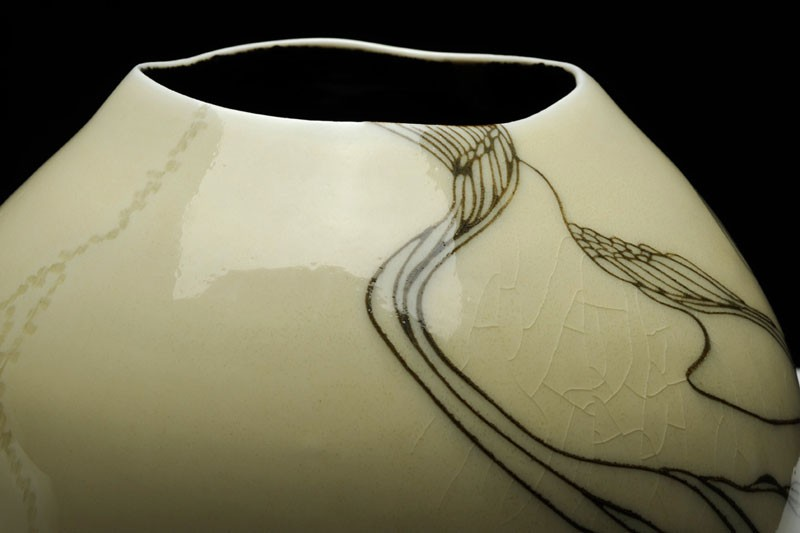 Title: Limnonari Vessel 4 (detail), 2011
