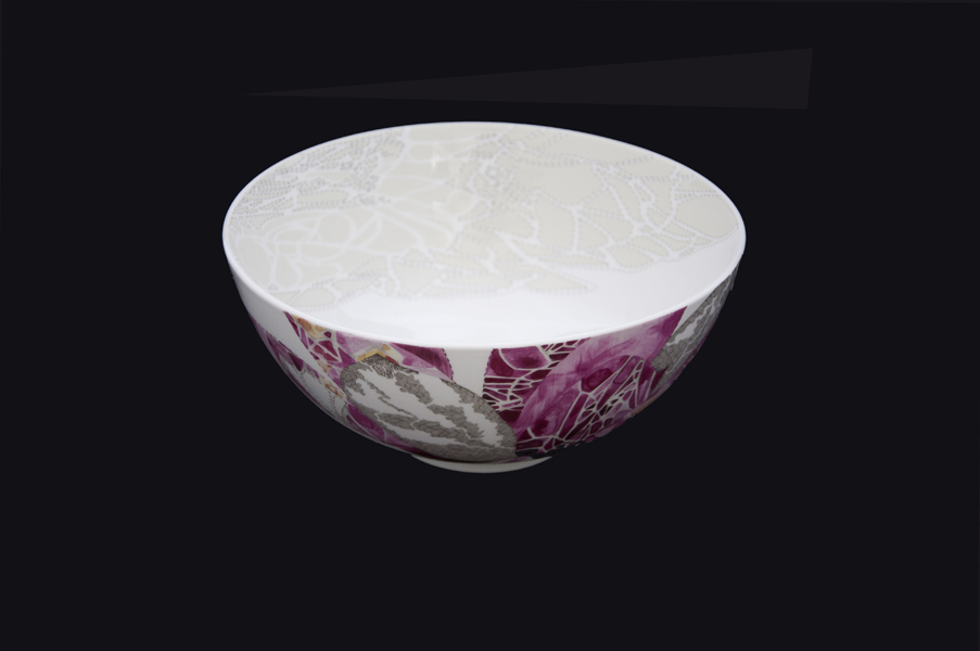Medium Round Bowl. Limited edition of 70