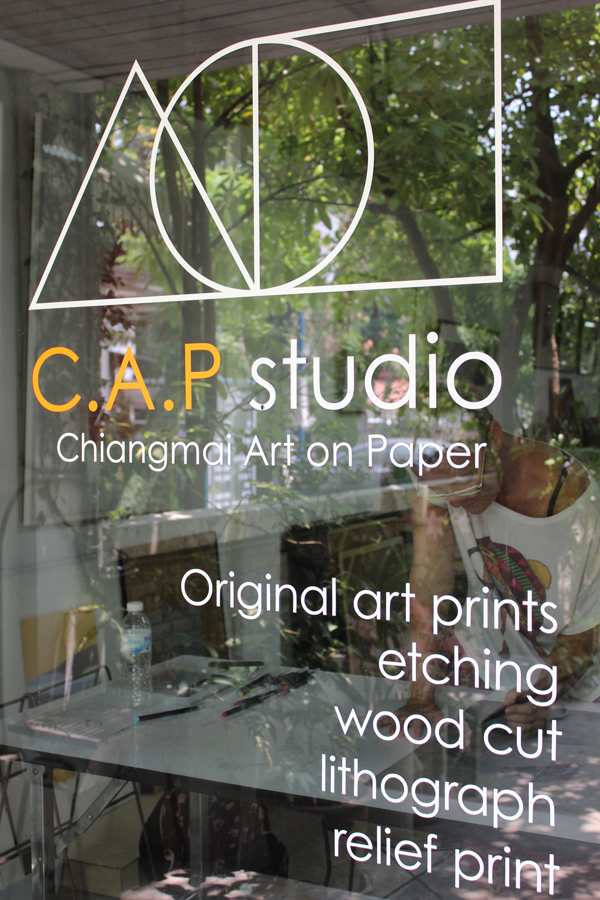 C.A.P studios in Chiang Mai, Thailand